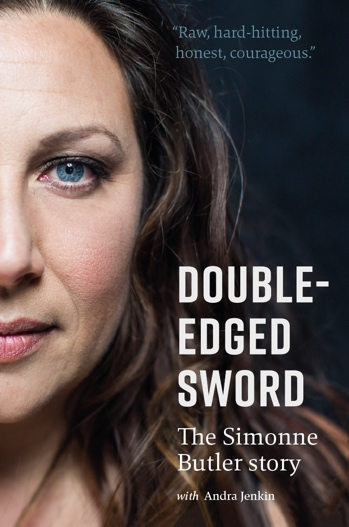 Get your copy of Double Edged Sword