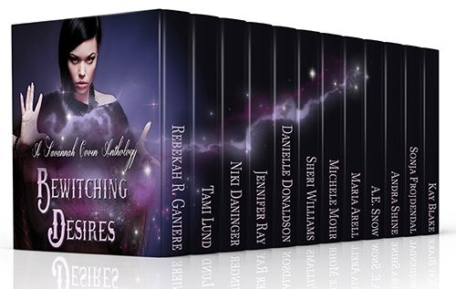 Bewitching Desires. A Savannah Coven Anthology Book Review.