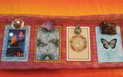 Oracle Reading Friday at Recalibration Healing with Simonne